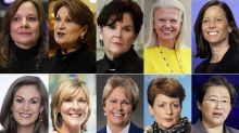 GM's Barra, Lockheed's Hewson among highest paid female CEOs