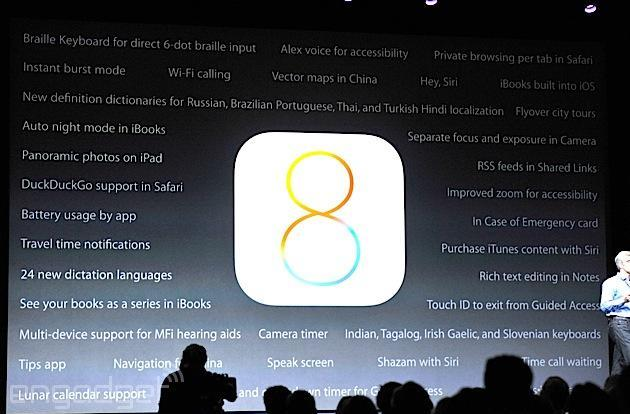 Here are a few lesser-known new features in iOS 8