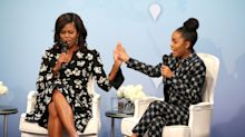 Michelle Obama Wrote Black-ish's Yara Shahidi a Letter of Recommendation for College