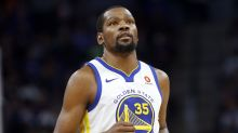 Sore ribs have Kevin Durant listed as questionable against Kings