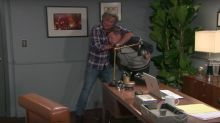James Corden Can't Escape Kurt Russell In Funny 'Late Late Show' Bit