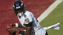 "Ravens also disclose ""illness"" for Lamar Jackson"
