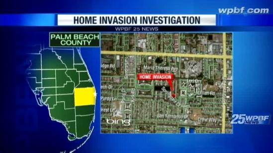 Gunfire ends home invasion, leads to arrests
