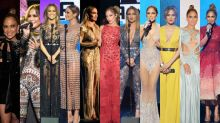 How to Get J.Lo's 11 AMAs Beauty Looks