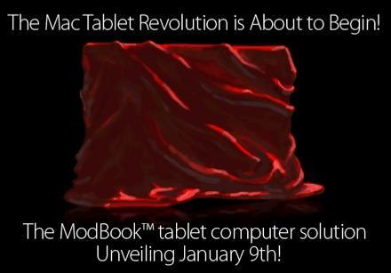 Mac tablet at Macworld -- it's not what you think