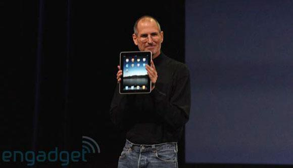 Apple iPad unveiled, like, for real f'real