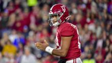 Tua Tagovailoa doesn't want to make 'emotional decisions,' plans to talk to family about NFL draft