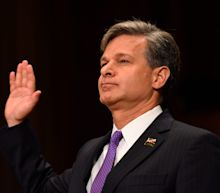 Trump attacks FBI Director Christopher Wray over IG report, Russia investigation