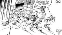 """L'actu en dessin : le """"Trumpisme"""" profondément ancré dans le paysage politique américain"""