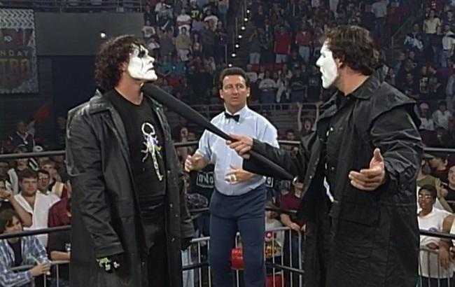 Wcw Bogus Sting: The Best And Worst Of WCW Monday Nitro 12/16/96: In Like Flynn