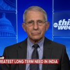 Vaccinations are 'end game' to COVID-19 crisis in India: Fauci