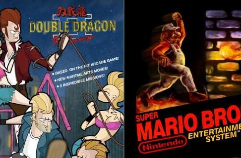 Remade NES box art almost as awesome as our childhood memories