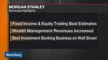 Morgan Stanley 1Q Profit Surges to Record High