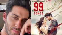 99 songs Actor Ehan Bhatt: 'It Is A Visual Masterpiece, Will Be An Injustice To It If Watched On Phones'-EXCLUSIVE