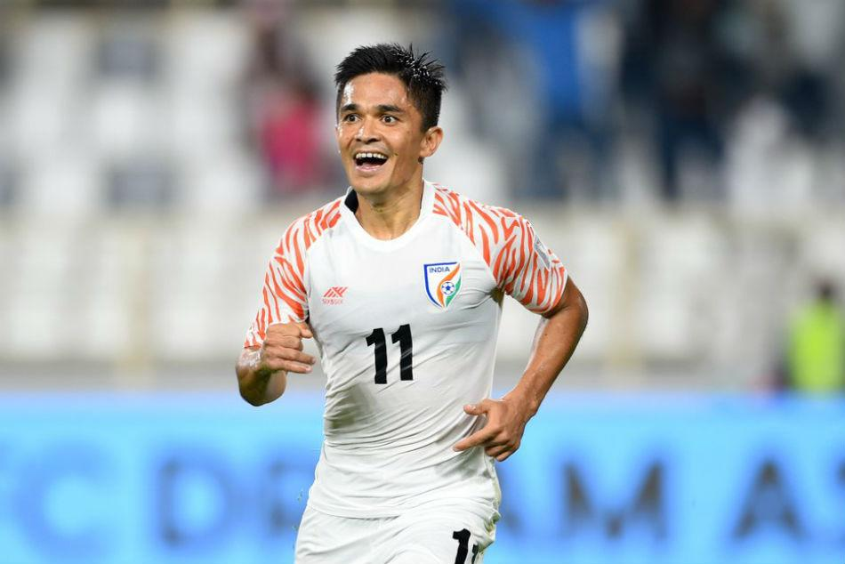 Sunil Chhetri voted 2019 Asian Cup's favourite player by fans