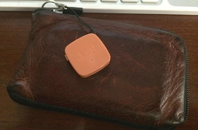 Duet by PROTAG: The Bluetooth tracker evolves