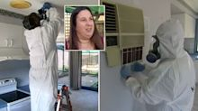 Woman devastated after investment property is turned into drug factory