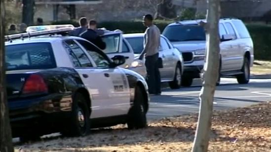Teen's first drive in new car interrupted by police chase