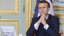 """Producteur tabassé : Macron dénonce des images qui """"nous font honte"""" et demande """"une police """"exemplaire"""""""
