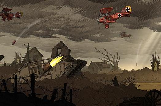 Valiant Hearts: The Great War invades consoles, PC in June