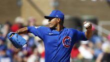 Cubs' Quintana cuts thumb washing dishes, undergoes surgery