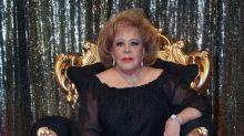 Silvia Pinal niega que Televisa le haya quitado exclusividad, pero no recibe los pagos completos