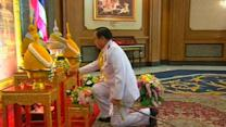 Thai king endorses coup leader
