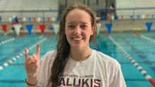 SIU Launches 2022 Recruiting with Verbal from NAC's Adrienne Raber
