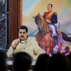 Maduro says military personnel jailed for alleged plots