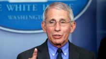 Dr. Fauci Warns Against Doing This Right Now