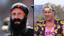 Ex-MLB closer Brian Wilson re-emerges, beardless and on a British car show