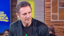 Liam Neeson clarifies previous remarks in 'GMA' interview: 'I'm not a racist'