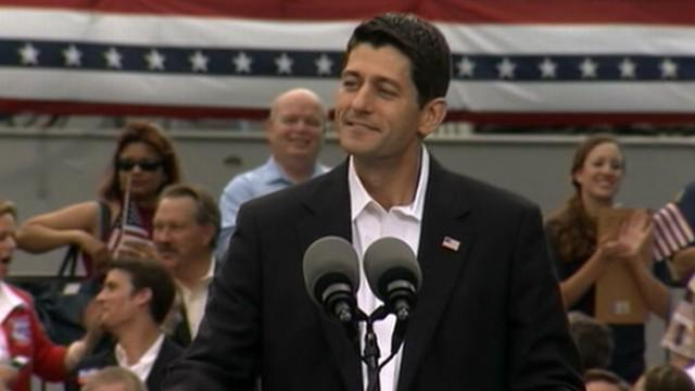 Paul Ryan 'Deeply Honored' to Join Mitt Romney as Running Mate