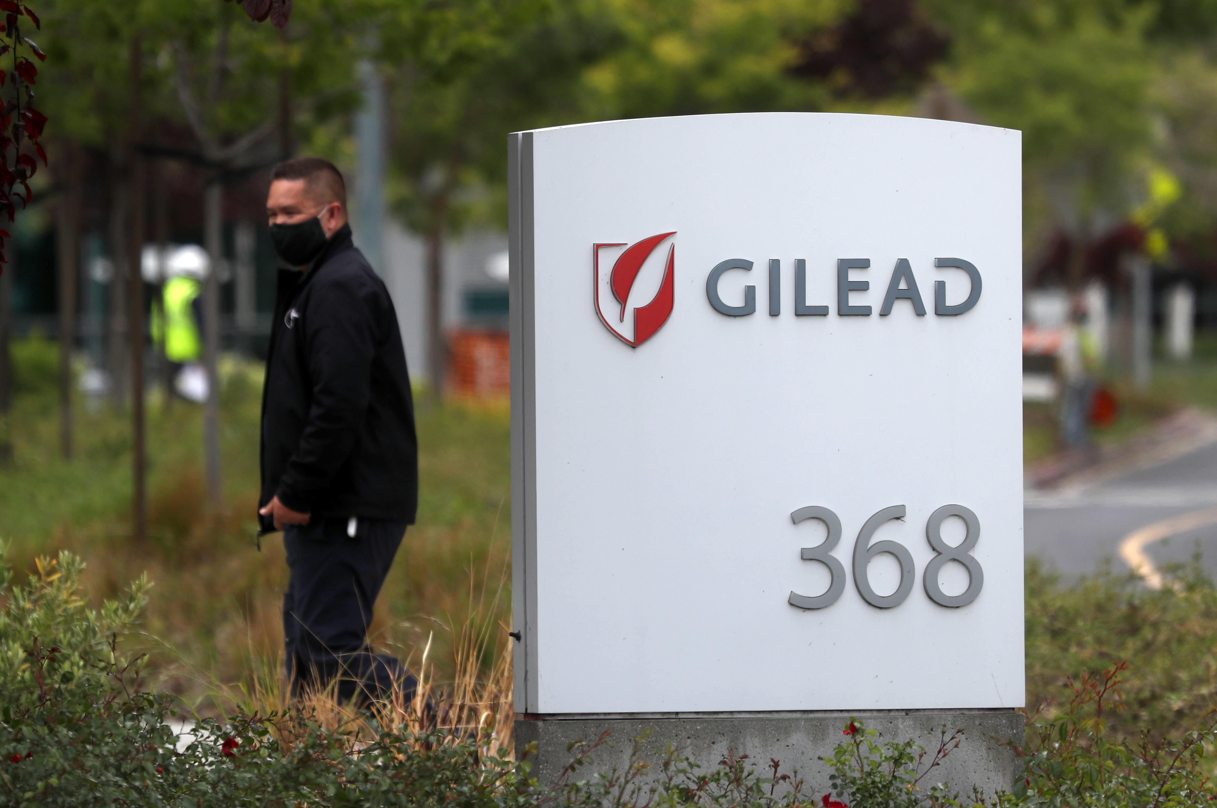 How Gilead's coronavirus drug breakthrough is setting the tone for other potential treatments