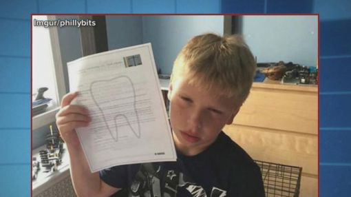Parents Convince Son to Do Chores With Letter From the Tooth Fairy
