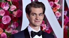 Andrew Garfield admits to secret twitter account: 'I'm just kind of watching'