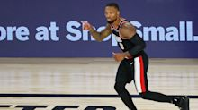 Damian Lillard drops 61 to lead Portland past Dallas, keep playoff hopes alive