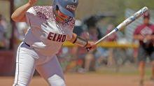 Elko girls steamroll Dayton in 4 innings