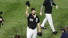 White Sox lefty Carlos Rodón's journey to no-hitter: 'I did it'
