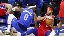 Seth Curry after beating Mavericks: 'They made a bad business decision' trading me to 76ers