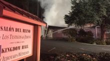 Cops Investigate Attacks Against Jehovah's Witness Buildings In Washington State