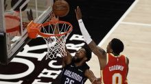 Young scores 25, Williams 22, Hawks defeat Magic 112-96