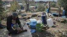 Coronavirus: un premier mort dans un camp de migrants en Grèce
