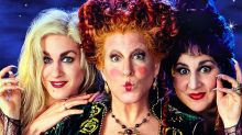 Disney announces 'Hocus Pocus' reboot