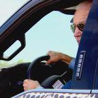 Biden guns it in Ford's new electric truck