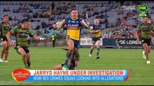 NRL star Jarryd Hayne under investigation