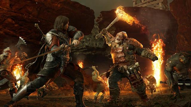 Steam Autumn Sale cuts prices on 'Shadow of War' and 'Evil Within 2'