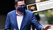 Coronavirus Victoria: Premier hits out at attempts to sell masks for young kids