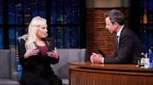 Meghan McCain and Seth Meyers have heated exchange over Ilhan Omar: 'Are you her publicist?'