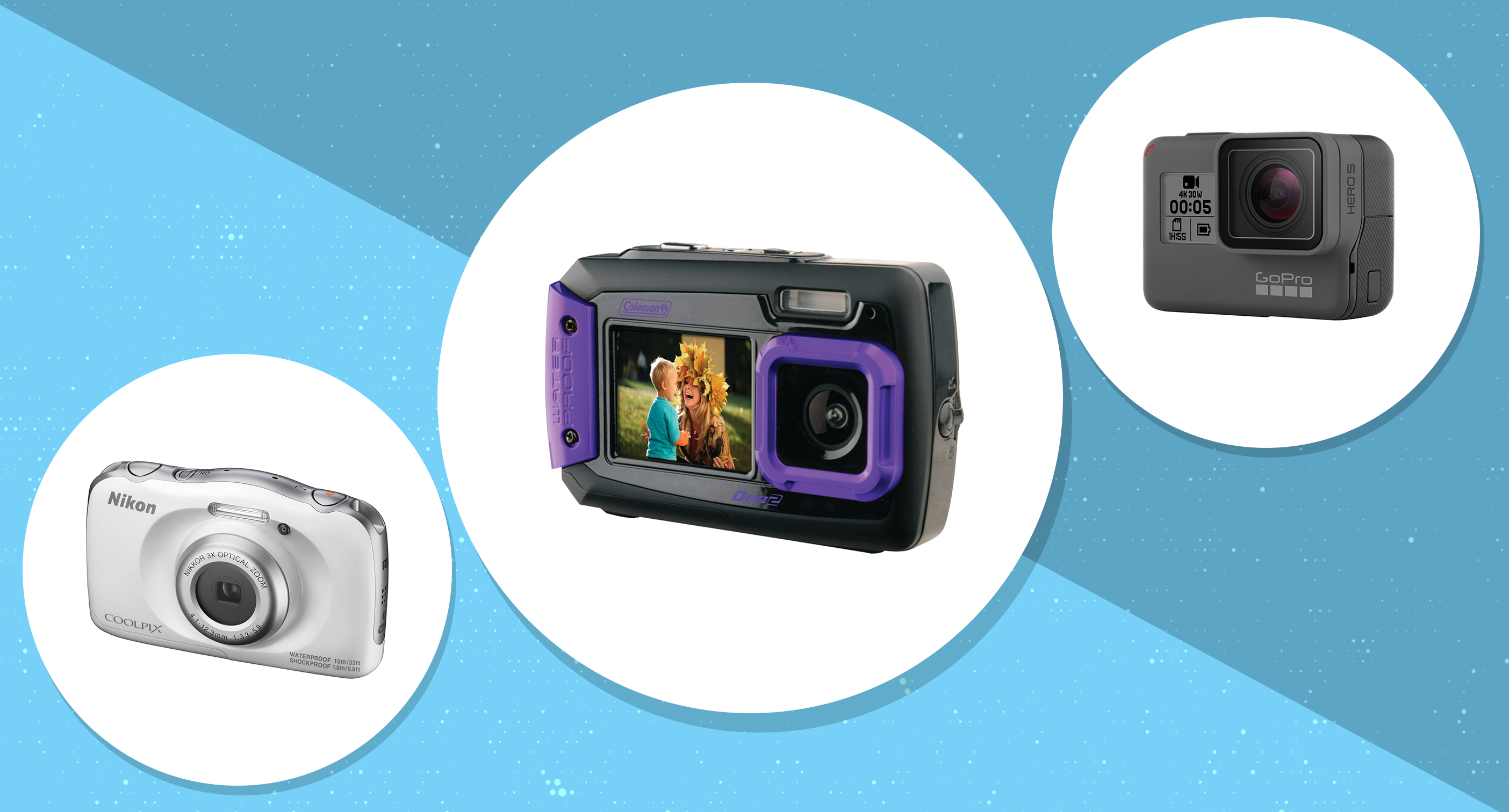 Act fast! Walmart is having a big sale on underwater cameras for your next vacation — Save on GoPro, Nikon, Panasonic, and more